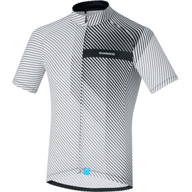 Shimano Climbers - Maillot manches courtes Homme - blanc